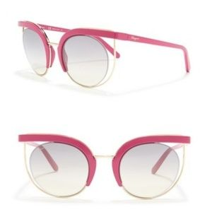 NEW Salvatore Ferragamo Woman Sunglasses